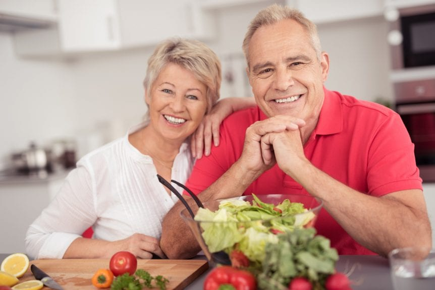 senior nutrition tips